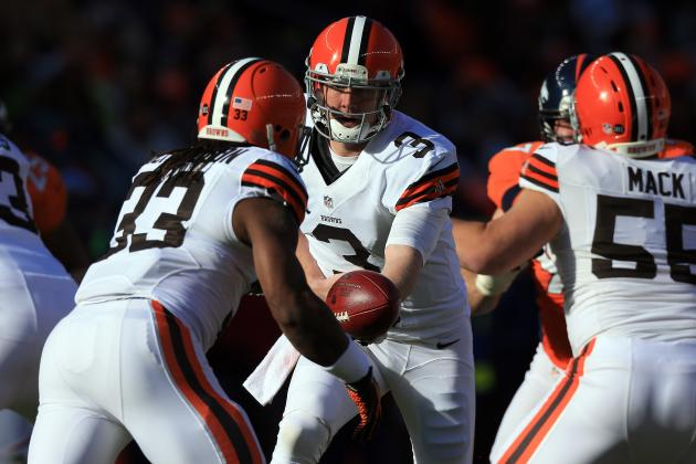 Projected Cleveland Browns' Final 53-Man Roster, Training Camp Edition