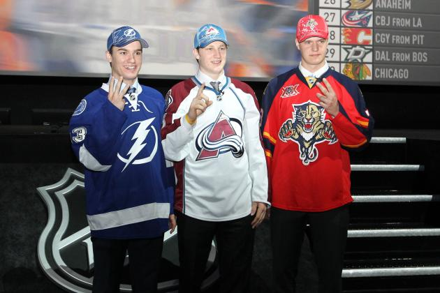 Predicting Which 2013 1st-Round Draft Picks Will Make the NHL in 2013-14 Season
