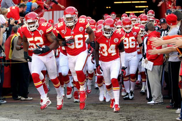 Full Training Camp Roster Breakdown for the Kansas City Chiefs