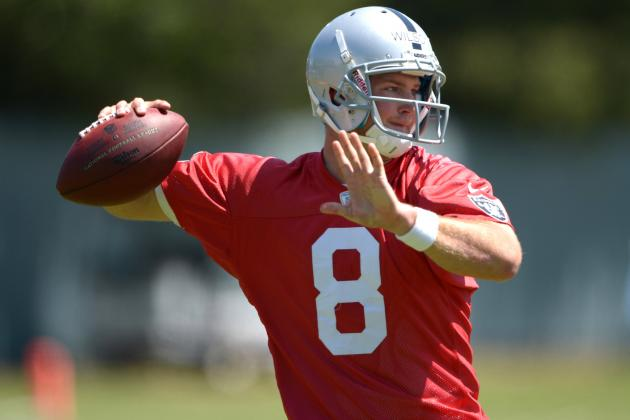 Rookie, Undrafted Free-Agent Watch for Oakland Raiders Training Camp