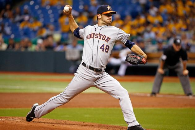 5 Houston Astros Prospects to Keep an Eye on After the All-Star Break