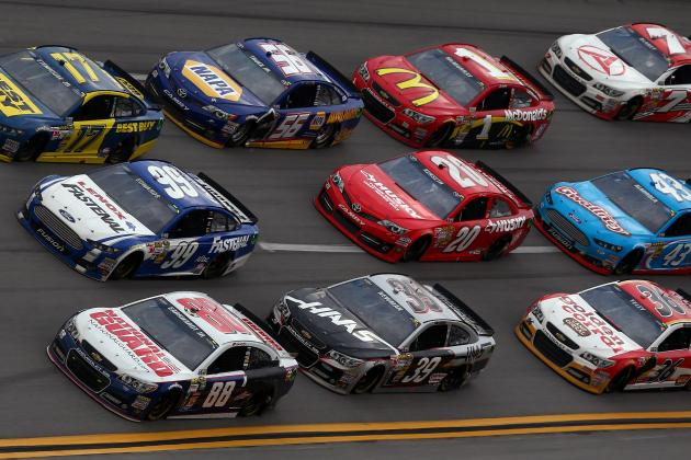 Breaking Down NASCAR Drivers on Bubble of Sprint Cup Chase