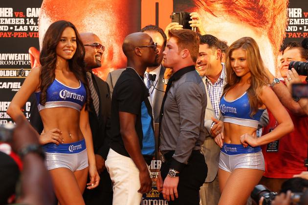 5 Fights We Want to See on the Floyd Mayweather-Canelo Alvarez Undercard