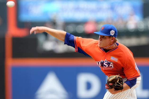 Stock Up, Stock Down for New York Mets' Top 10 Prospects for Week 15