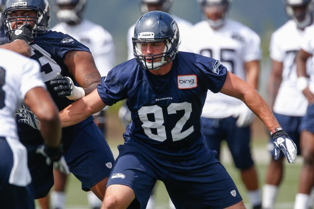 Projected Seattle Seahawks Final 53-Man Roster, Training Camp Edition