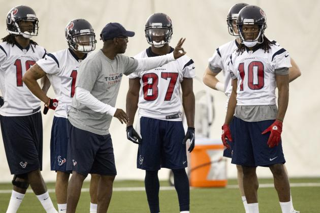 The Complete Houston Texans Training Camp Guide