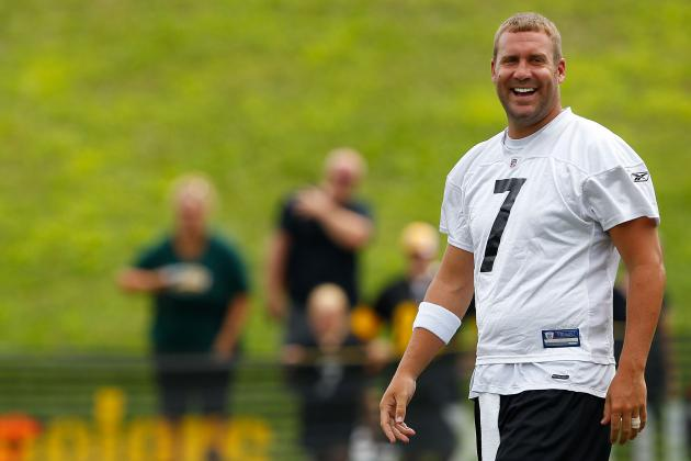 Pittsburgh Steelers 2013 Training Camp Preview: Offensive Skill Position Players