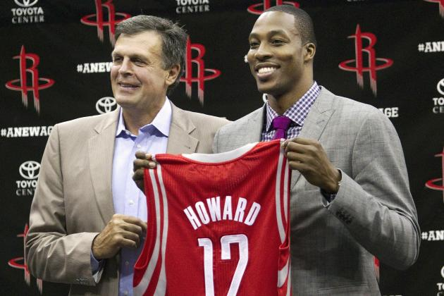 NBA Teams That Got It Right in 2013 Free Agency