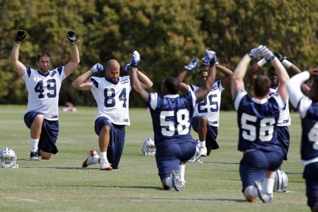 Dallas Cowboys Players Facing Make or Break Training Camps