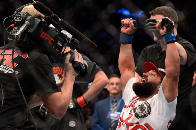 5 Reasons to Root for a Johny Hendricks Win over GSP