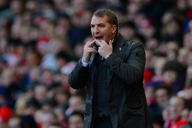 5 Experiments Brendan Rodgers Should Try During Liverpool's Preseason Tour