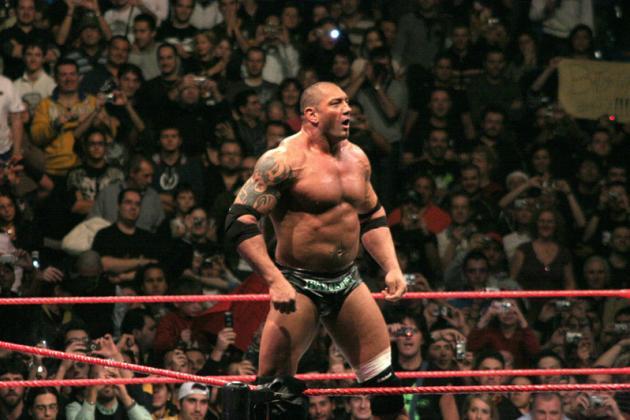 WWE Rumors: Examining Latest Buzz Around Batista, Daniel Bryan, and More