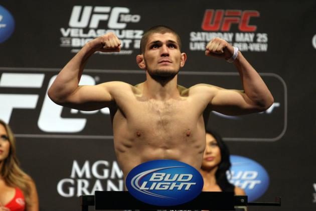 10 Fighters Poised to Make a Run in the UFC's Lightweight Division