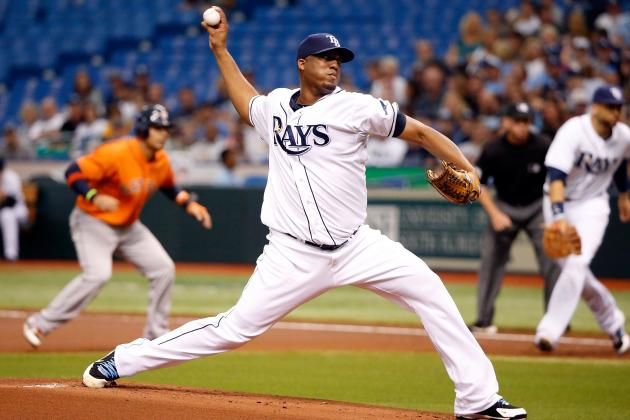 Ranking the Tampa Bay Rays' Best Bargaining Chips for the Trade Deadline