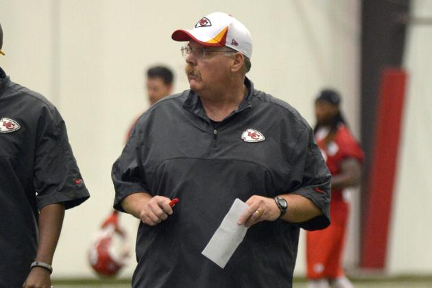Burning Questions to Be Answered at Kansas City Chiefs' Training Camp