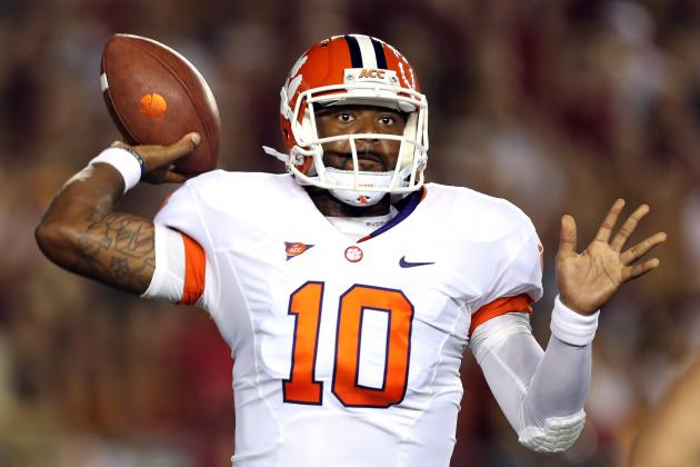 2014 NFL Draft: Top Senior QBs' Greatest Individual Strengths & Weaknesses