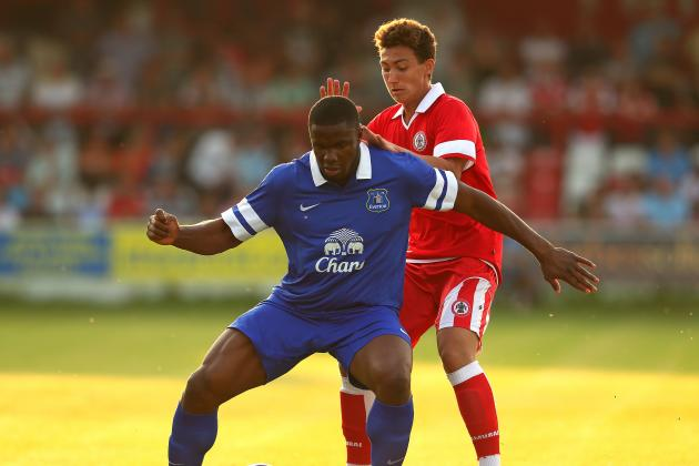 Everton vs. Accrington Stanley: 6 Things We Learned