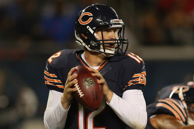 Previewing the Players on the Chicago Bears' Roster Bubble
