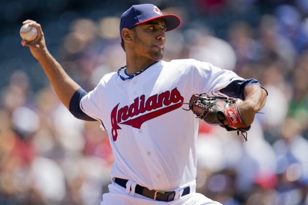 Stock Up, Stock Down for Cleveland Indians Top 10 Prospects for Week 15