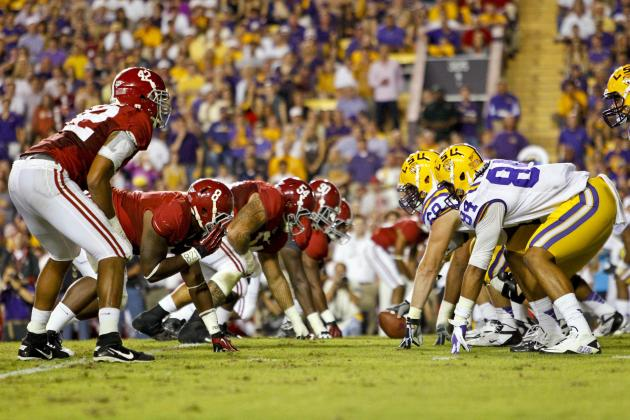 Strengths and Weaknesses for Every SEC Football Team Entering 2013 Season