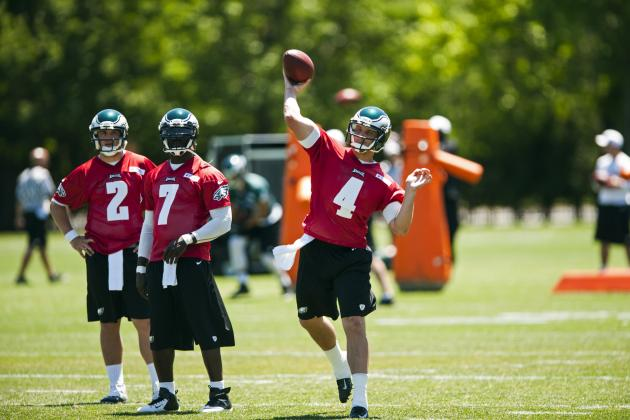 25 Burning Questions for the 2013 Philadelphia Eagles: Offense