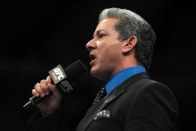 Ranking the Best Ring and Cage Announcers in MMA History