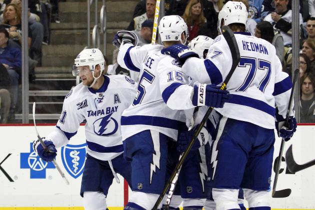The 5 Biggest Questions Surrounding Tampa Bay Lightning's Roster