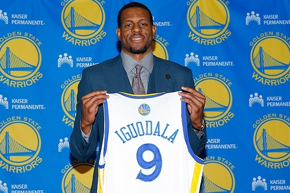 Ranking the Best NBA Free-Agency Signings in Golden State Warriors History
