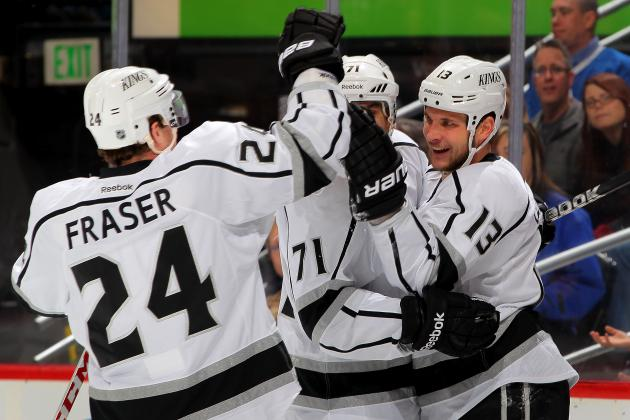 The Weakest Link at Every Position for the Los Angeles Kings