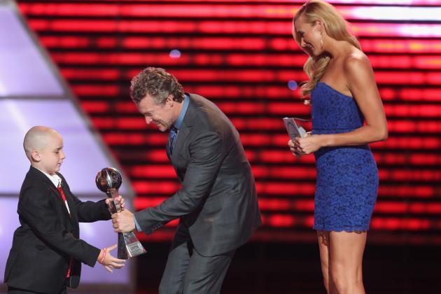 Best Photos from the 2013 ESPY Awards