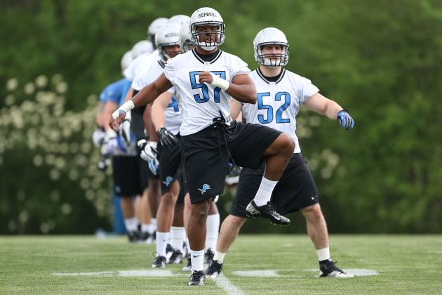 Detroit Lions Players Facing Make-or-Break Training Camps