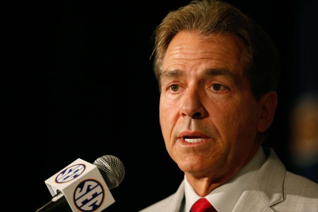 SEC Media Days 2013: Winners and Losers from Day 3