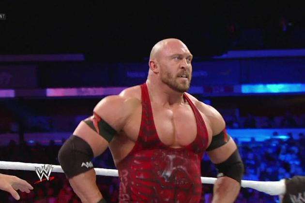 Best Ways to Improve Ryback's Unconvincing Character