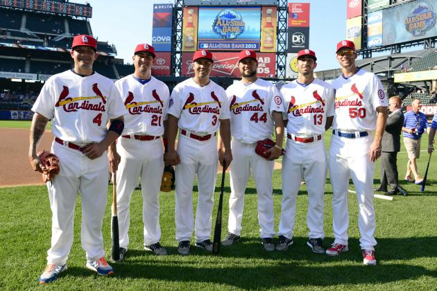 MLB Power Rankings: Where Is Your Favorite Team After the All-Star Break?