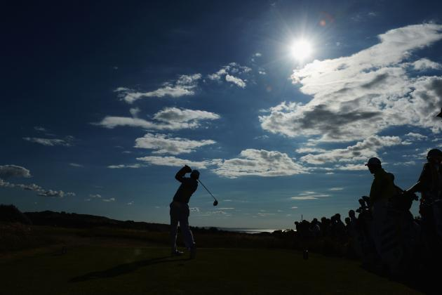 British Open 2013: The Biggest Surprises from Day 1 at Muirfield