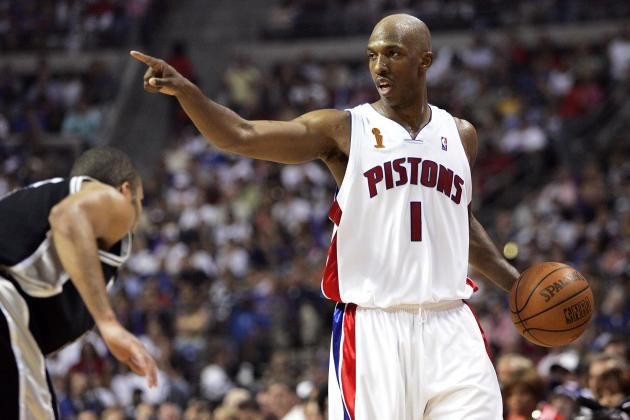 Ranking the Best NBA Free-Agency Signings in Detroit Pistons History
