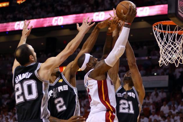 2013-14 NBA Schedule: Breaking Down Top 10 Games of the Season