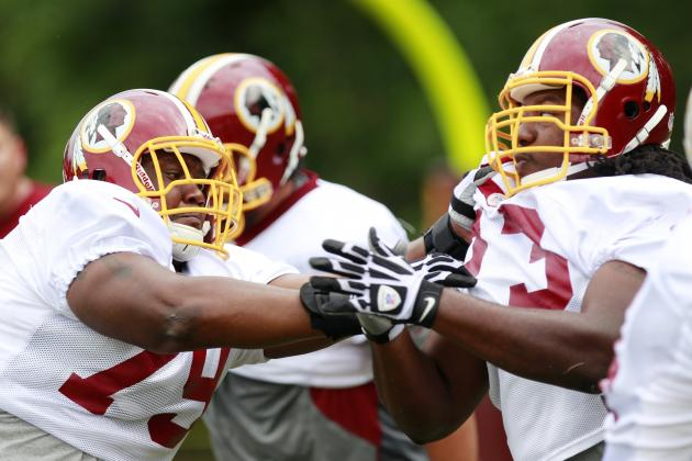 Redskins Players Facing Make or Break Training Camps