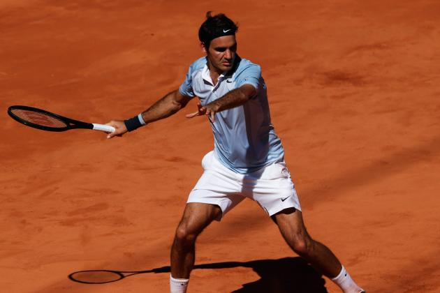 Federer's Racket, WTA and Uncle Toni Nadal Top This Week's Winners and Losers