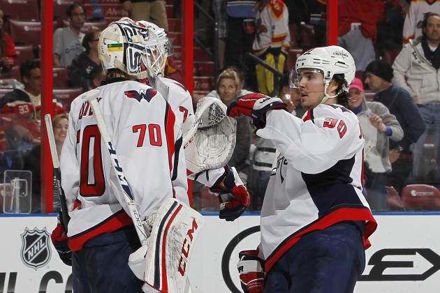 Early Winners and Losers of the Washington Capitals' Offseason