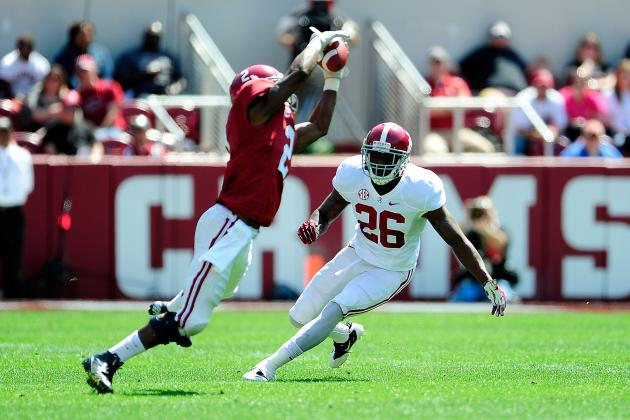 Alabama Football: 5 Backups Critical to Tide's Success in 2013