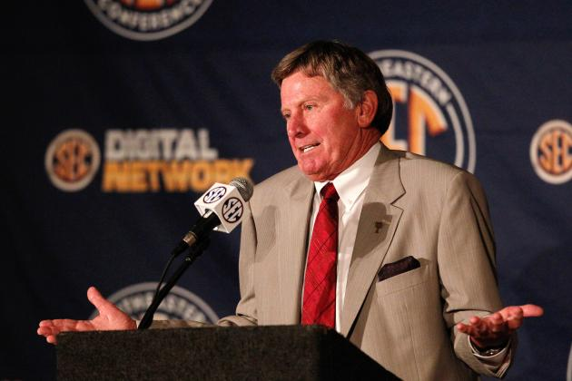 13 Best Quotes from 2013 SEC Media Days
