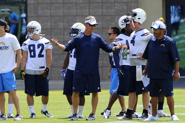 The 4 Biggest Storylines Heading into San Diego Chargers' Training Camp
