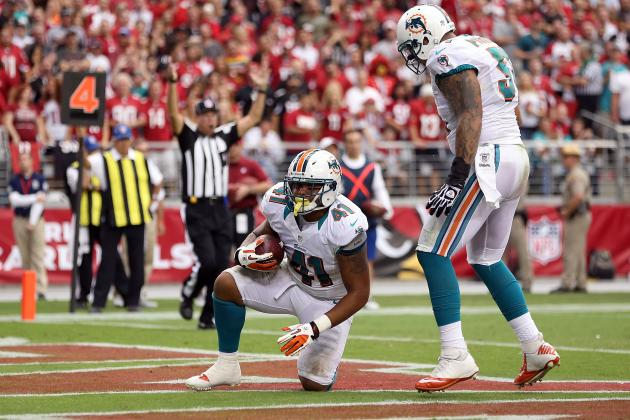 Miami Dolphins Players Facing Make-or-Break Training Camps