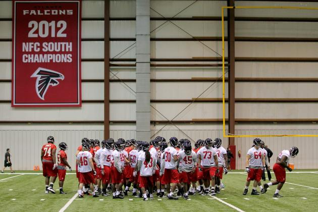 The 5 Biggest Storylines Heading into Atlanta Falcons Training Camp