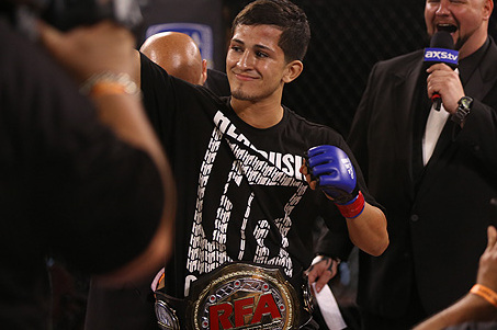 The Beaten Path: MMA Prospects Who Have Advanced Most in 2013