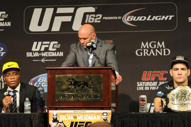 3 Reasons Anderson Silva Deserves an Immediate Rematch with Chris Weidman