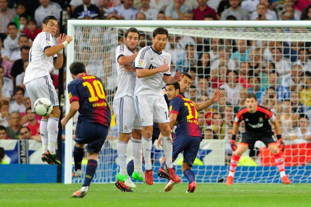 La Liga Fixture List: 6 Games to Decide the Title in 2013-14
