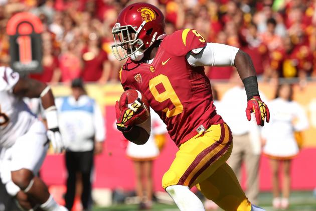 USC Trojans Football: Position-by-Position Fall Practice Preview