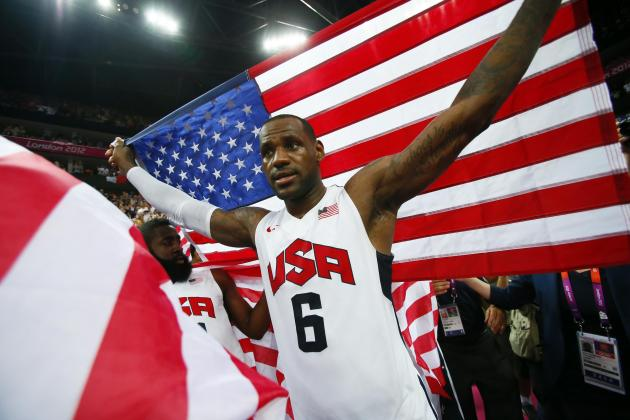 Filling Out USA Basketball's Ideal Roster for Olympics
